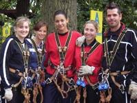 Mädchen-Team 2007